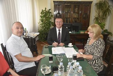 Župan Marušić potpisao Kolektivni ugovor za zaposlenike u Muzeju Brodskog Posavlja