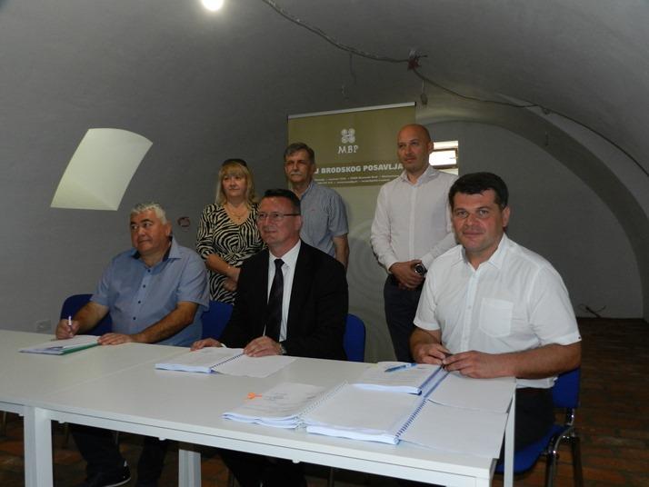 Potpisan Sporazum o dogradnji i rekonstrukciji Muzeja Brodskog Posavlja