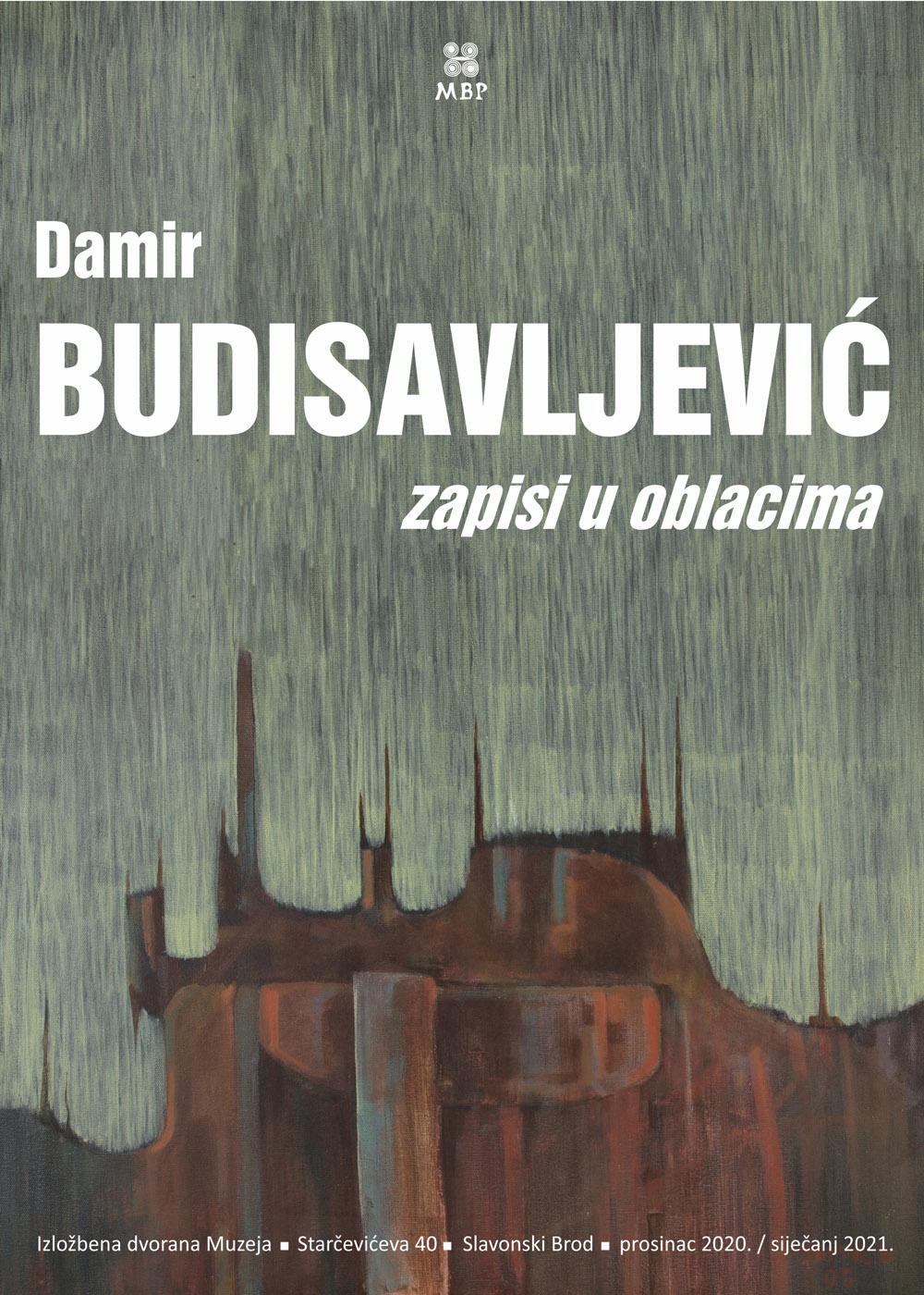 Izložba Damir Budisavljević -zapisi u oblacima